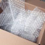 Beliebtes Verpackungsmaterial: Die Luftpolsterfolie